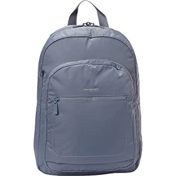 HEDGREN CITY RALLYE BACKPACK - DOLPHIN BLUE  Amazon.co.uk  Office Products c16366b381