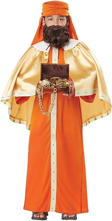 Adult Balthasar Wise Man Three Kings Christmas Costume