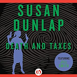 Death and Taxes Audiobook