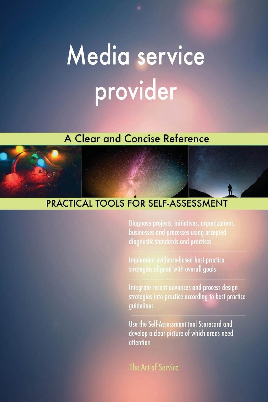 Download Media Service Provider a Clear and Concise Reference pdf epub