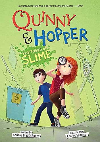Two Hopper (Partners in Slime (Quinny & Hopper Book 2))