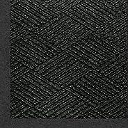 Andersen 2297 Waterhog Eco Premier Fashion Pet Polyester Fiber Indoor/Outdoor Floor Mat, SBR Rubber Backing, 5