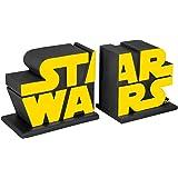 Star Wars Star Wars Logo Bookends Statue