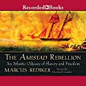 The Amistad Rebellion: An Atlantic Odyssey of Slavery and Freedom Audiobook by Marcus Rediker Narrated by Peter Jay Fernandez