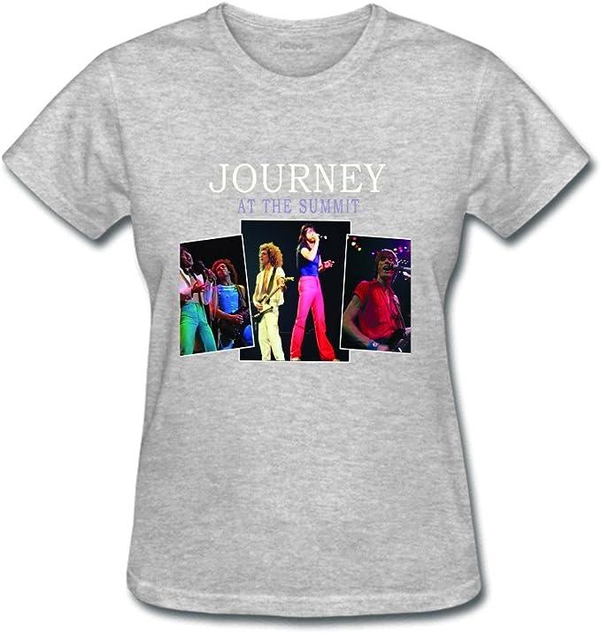 ZOZ viaje concierto fotos moda mujer camiseta: Amazon.es: Ropa y accesorios