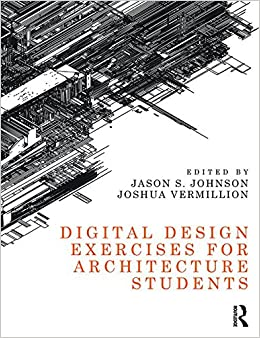 Amazon Com Digital Design Exercises For Architecture Students
