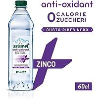 LEVISSIMA+ ANTIOXIDANTE, con agua mineral natural Levissima