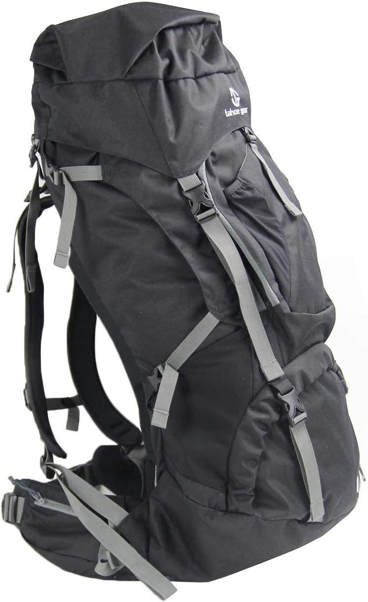 Tahoe Gear Fairbanks Premium Internal Frame Hiking Backpack