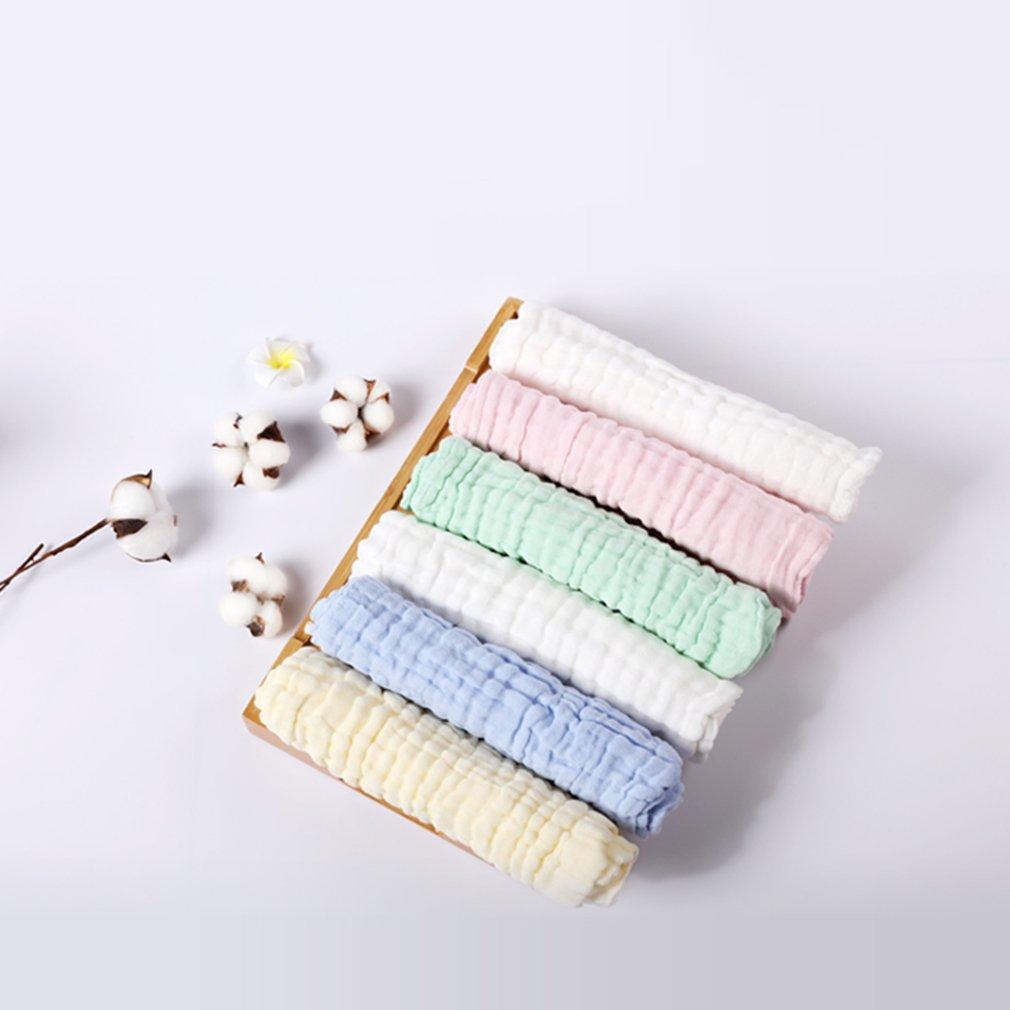 Toallitas para bebé Hehong Toallitas húmedas de algodón con toallitas suaves para bebé, paquete de 5 Toallitas y toallas bebé, orgánicas bañarse, ...