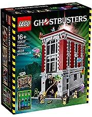 LEGO Exclusives Base de la estación de Bomberos - Juegos de construcción, 16 año(s), 4634 Pieza(s), Película, 25 cm, 38 cm