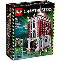 LEGO Exclusives Base de la Estación de Bomberos - Juegos de Construcción (Multicolor, 16 Año(s), 4634 Pieza(s), Película, 25 cm, 38 cm)