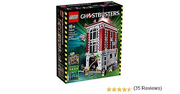 LEGO Exclusives Base de la estación de Bomberos - Juegos de ...