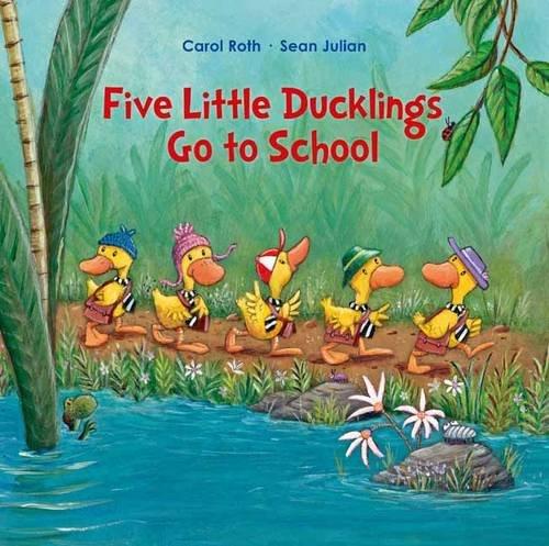 Read Online Five Little Ducklings Go to School pdf epub