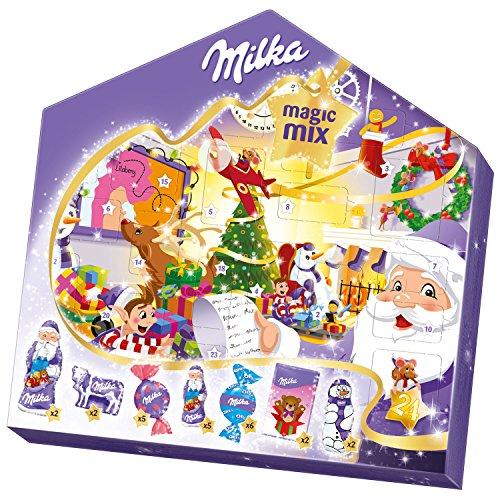 Milka Magic Mix Advent Calendar 204g
