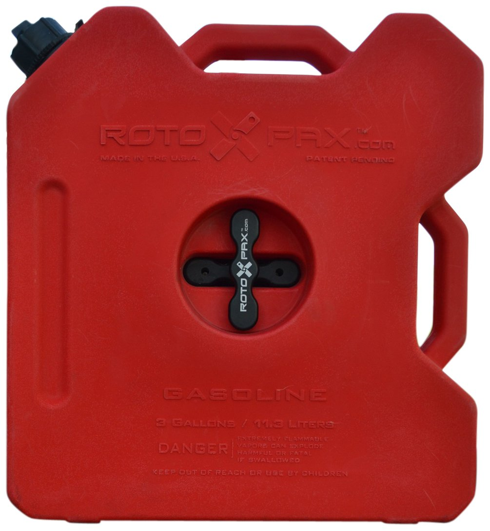 Body Armor 4x4 (5130) Black Roto-Pax Can Cradle for Swing Arm