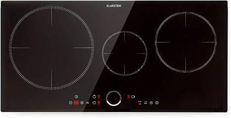 Klarstein Delicatessa 80 - Placa de inducción autosuficiente, 80 ...