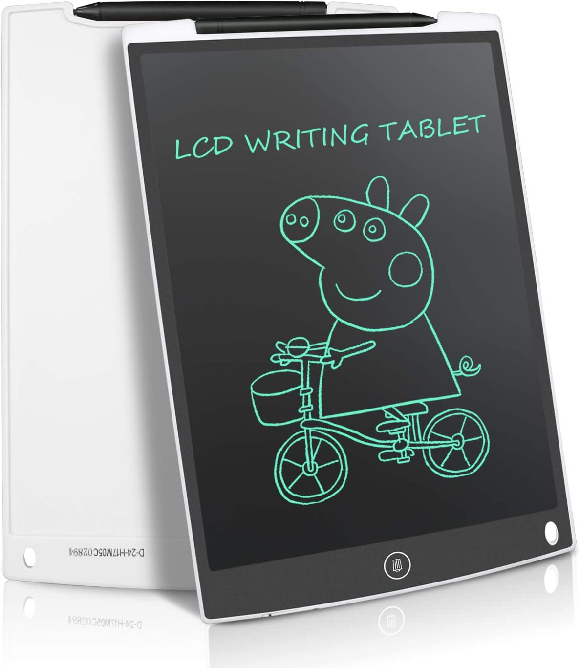 Tablets de Escritura LCD eWriter 12 Pulgadas En casa Oficina ...