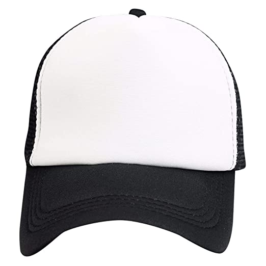 9fdc167024 Amazon.com: iCJJL Unisex Color Block Baseball Cap Mesh Quick Dry ...
