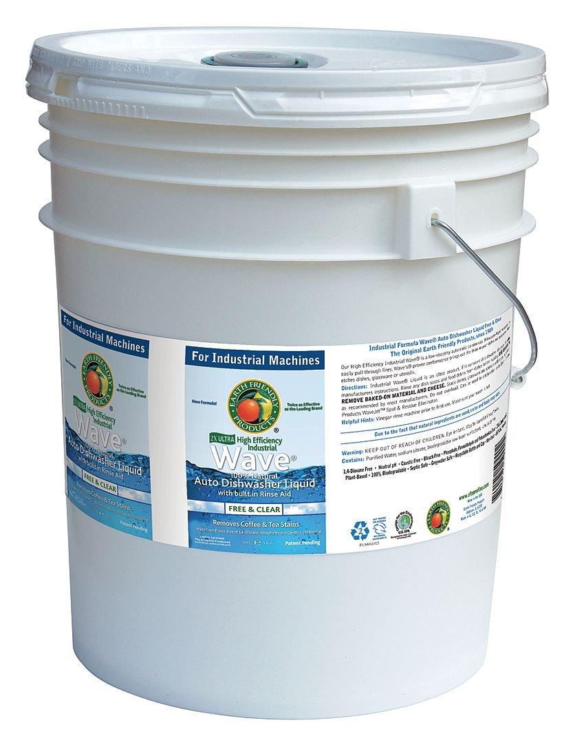 Automatic Dishwashing Liquid, 5 gal by Earth Friendly Products