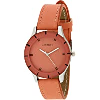 CARTNEY Analogue Pink Dial Women's Wrist Watch