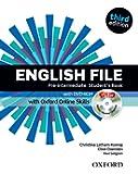Amazon.fr - English File Pre-intermediate Student's Book (1DVD) - Clive Oxenden, Christina