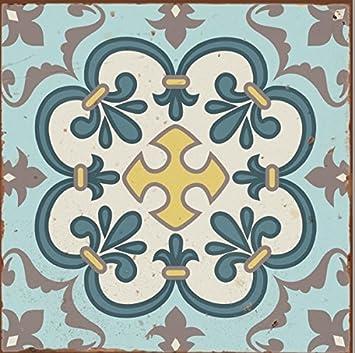 Lot de 10 Style 7 Bleu pastel Vert jaune rose victorien marocain de ...