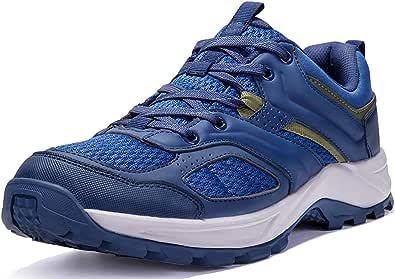 CAMEL CROWN Zapatillas de Senderismo para Hombre Zapatos de ...