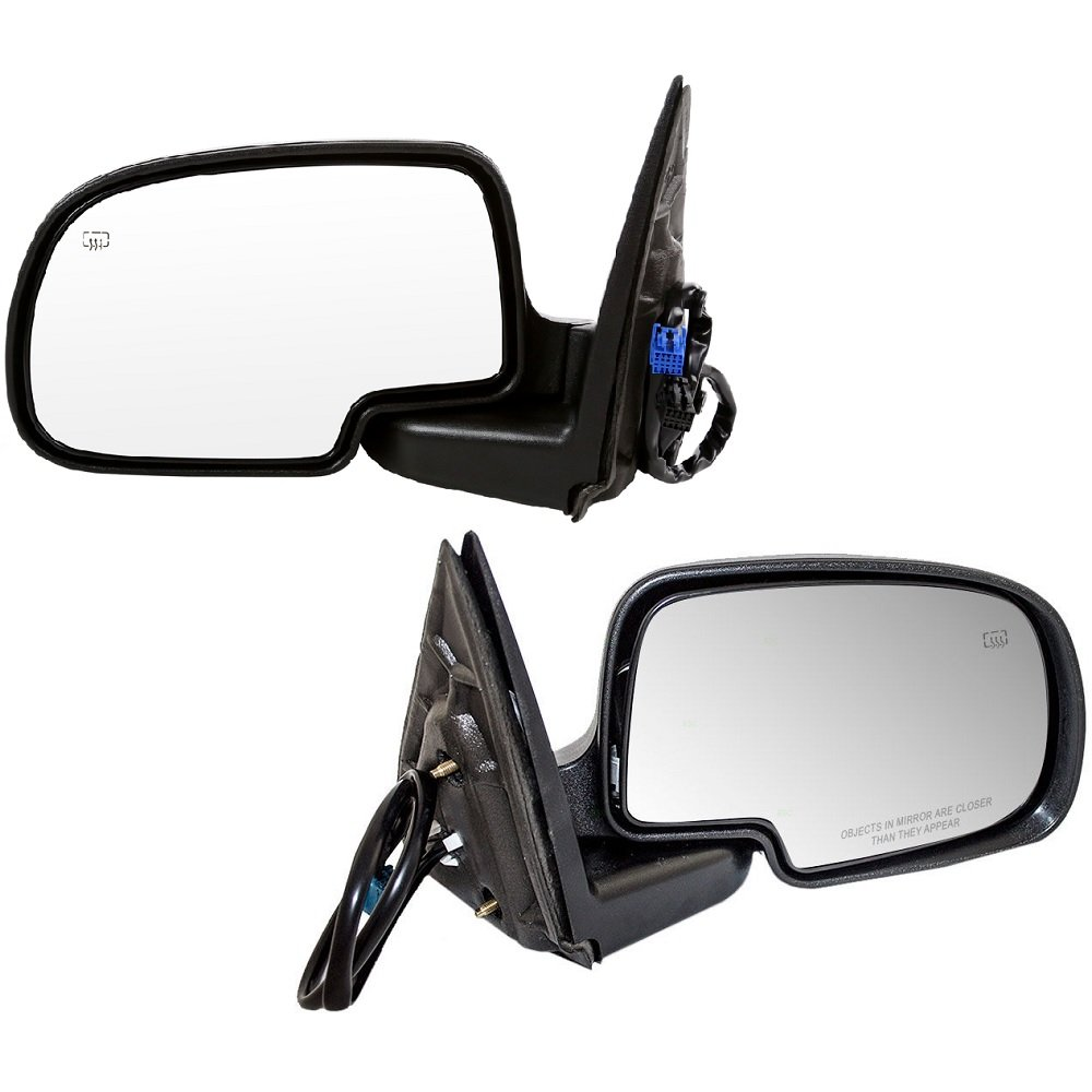 Prime Choice Auto Parts KAPGM1320295PR 2 Left and Right Towing Power Heated Side Mirrors