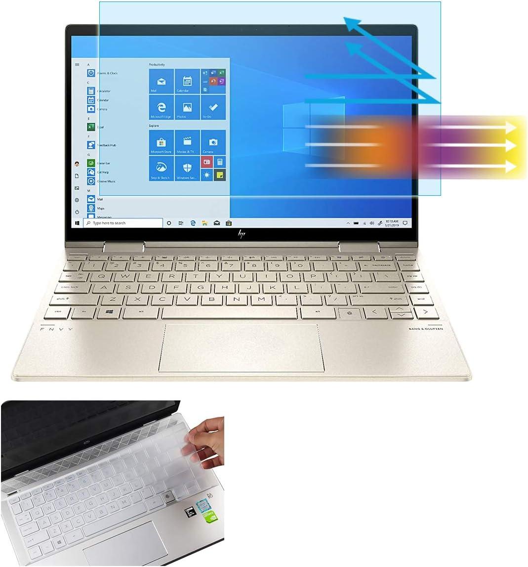 AntiBlueLightScreenProtectorKeyboardCoverDesignfor13.3
