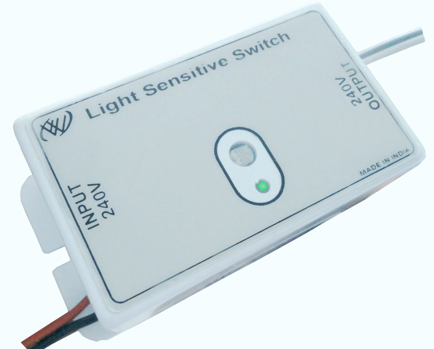 Wanut Innovations Day Night Switch,Light sensor switch,Automatic ...