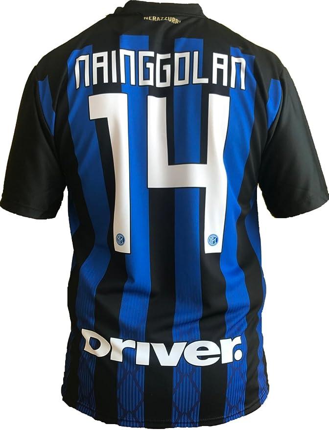Camiseta Jersey Futbol Inter F.C Radja Nainggolan Replica Oficial ...