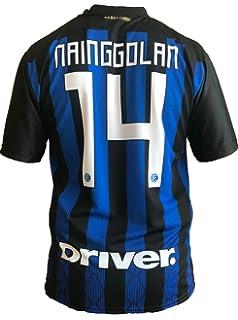 Conjunto Equipacion Camiseta Pantalones Futbol Inter F.C. ...