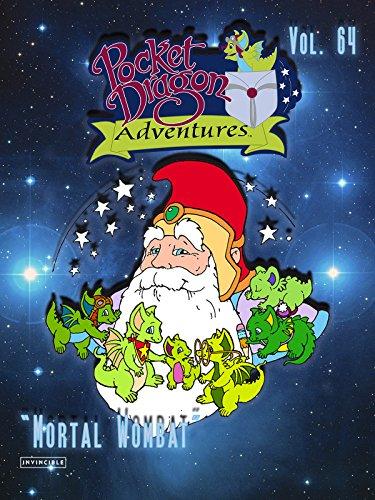 """Pocket Dragon Adventures Vol. 64""""Mortal Wombat"""""""