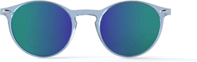 Colecci/ón CRUZ Protecci/ón de categor/ía 3 Nooz Gafas de sol polarizadas para hombre y mujer con estuche compacto