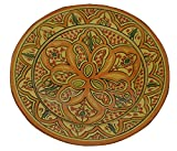 Ceramic Plates Handmade Plate Large 12-inch
