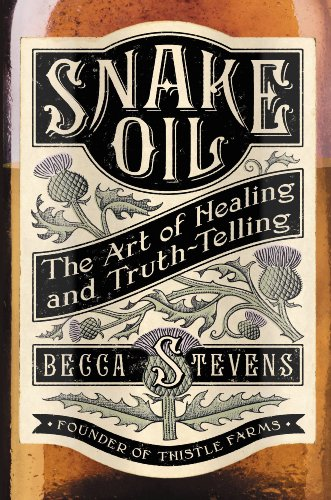 Snake Oil Art Healing Truth Telling ebook product image