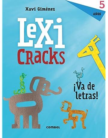 Lexicracks ¡Va de letras! 5 años: 3