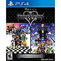 Kingdom Hearts HD 1.5 + 2.5 ReMIX for PlayStation 4 - 1.5 + 2.5 Remix Edition
