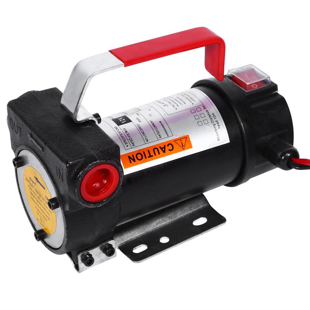 Estrattore  elettrico 12/V per diesel auto pompa di trasferimento con olio combustibile ugello