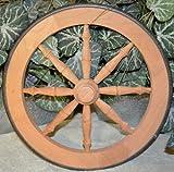 Cheap Tea Cart Wheel – 14.5 Inch Cherry Tea Cart Wheel with Rubber Tire