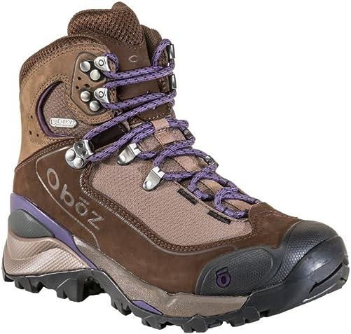 Oboz Wind River III B-Dry Hiking Shoe – Women s