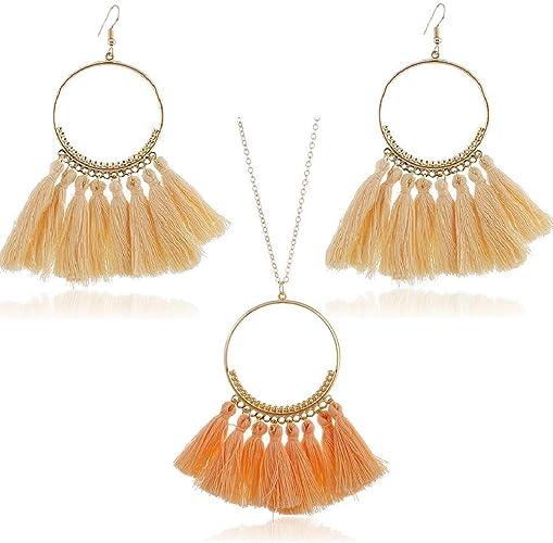 1x Metal Tassel Pendant Thread Fringe Drop Earrings Jewelry Bags Leather Crafts