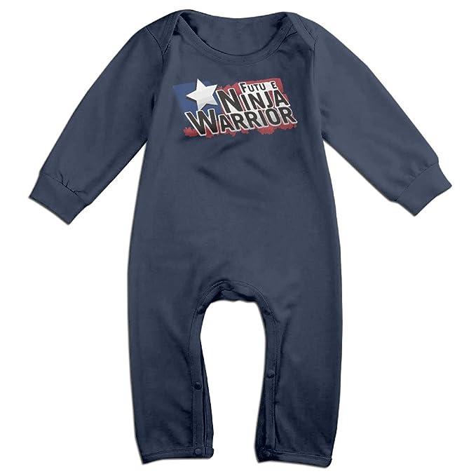 Amazon.com: Infant Future Ninja Warrior Unisex Baby Onesie ...