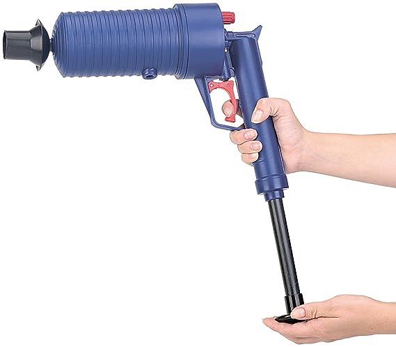 AGT - Limpiador de tuberías de aire comprimido con empuñadura de pistola: Amazon.es: Bricolaje y herramientas