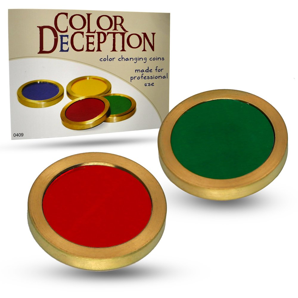 [マジック Deception メーカー]Magic Makers [マジック Color Color Deception Trick MM-0409 [並行輸入品] B000JQON30, 草津市:e24b6dfd --- fancycertifieds.xyz