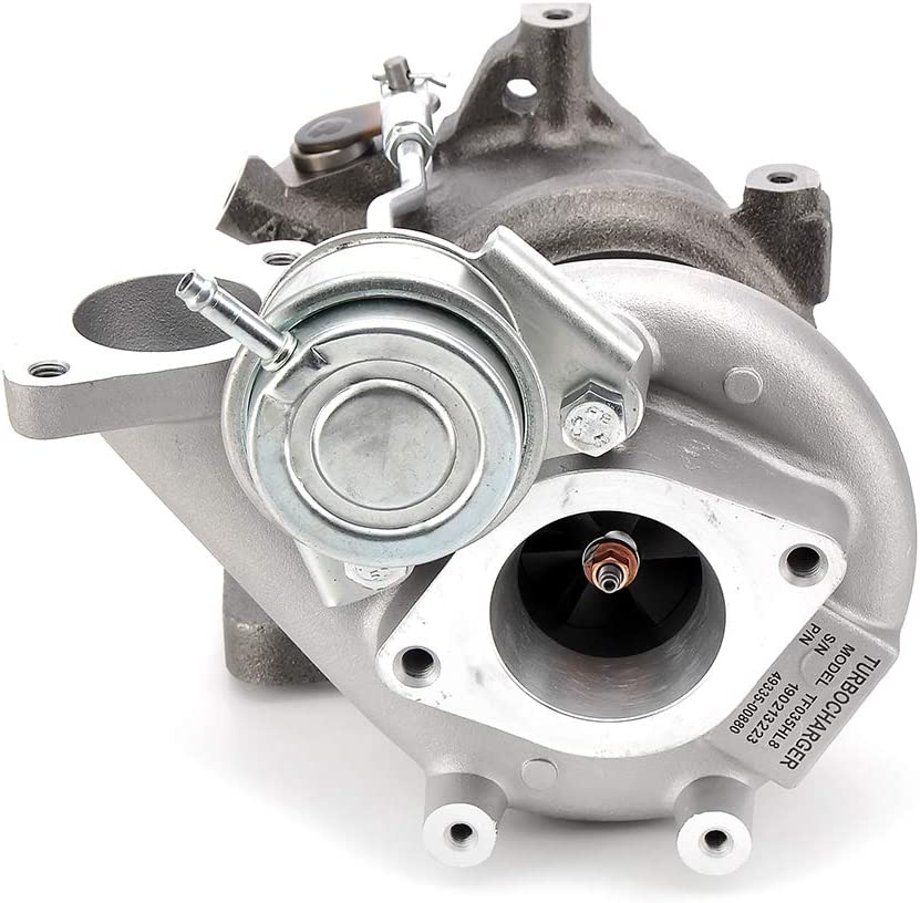 MotorFansClub 49335-00880 Turbo Fit for Compatible with Nissan Juke 1.6L MR16DDT 2011-2016