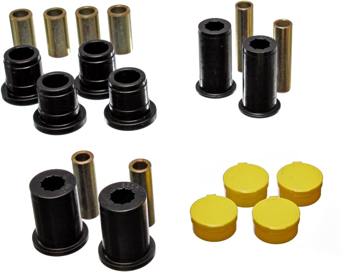 Energy Suspension 5.3133G Front Control Arm Bushing Set