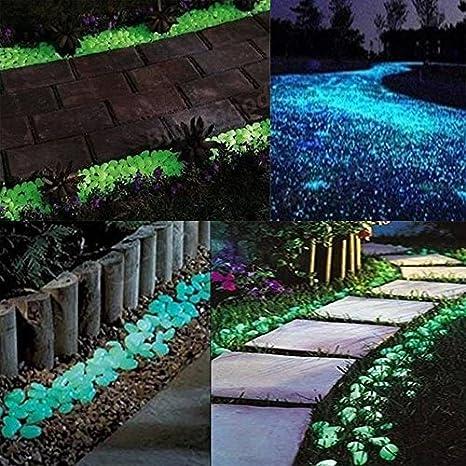 Glow Galets décoratifs pour votre Fantastique Jardin ou cour ...