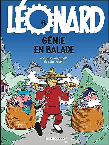 Livres gratuits Léonard, tome 6 : Génie en balade pdf, epub ebook