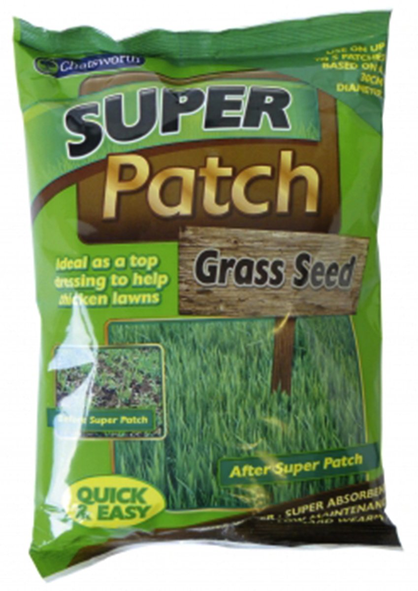 Chatsworth 200g Super Patch Grass Seed 151 Products CH0054 56577873063